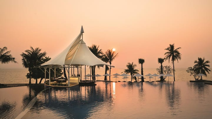 Mövenpick Residence/Beach Access/2BR/Luxury Stay