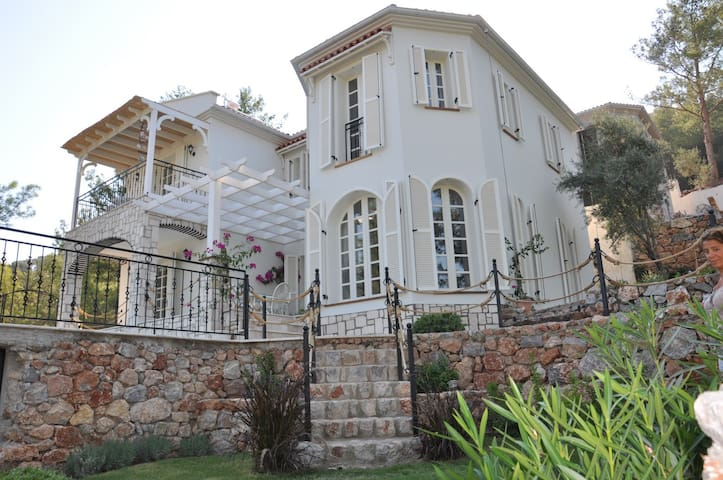 Private villa in Sarıgerme