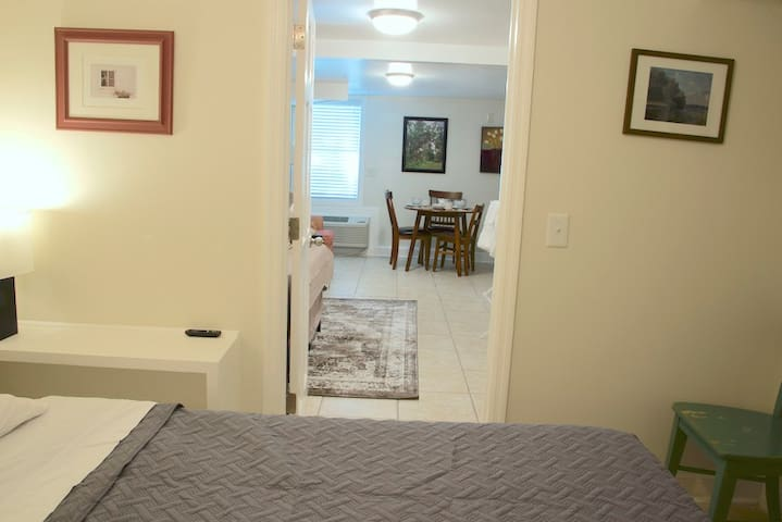 Basement Apartment B in 5 Points
