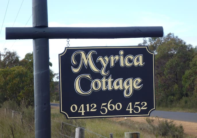 Myrica Cottage - Bellbrae - Srub
