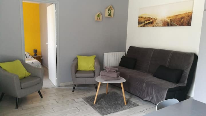 Draveil appartement independant 15/20km orly paris