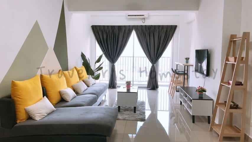 The Venus Apartment Sitiawan Perak @ Traveler's II