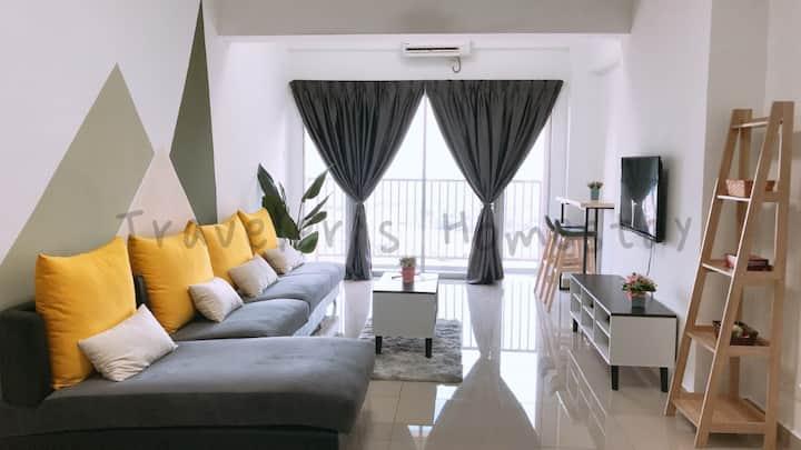The Venus Apartment Sitiawan Perak @ Traveler's II