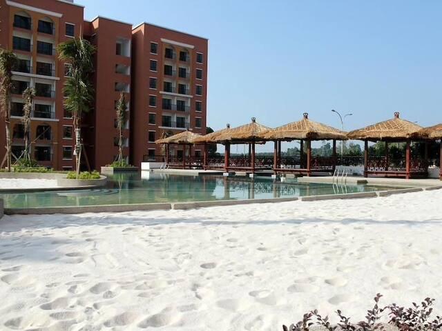 Arabian Bay Resort Gambang Studio Suite