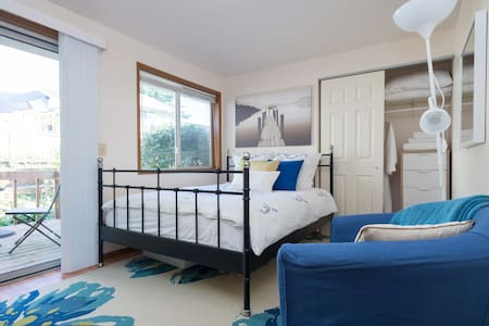 Comfortable Room By Airport 中文 - Tukwila