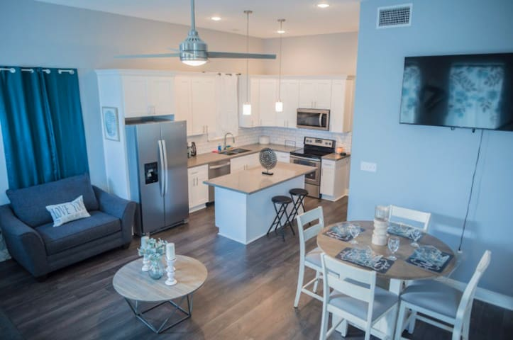 The Heart Of The City 3Bed 2Bath Home