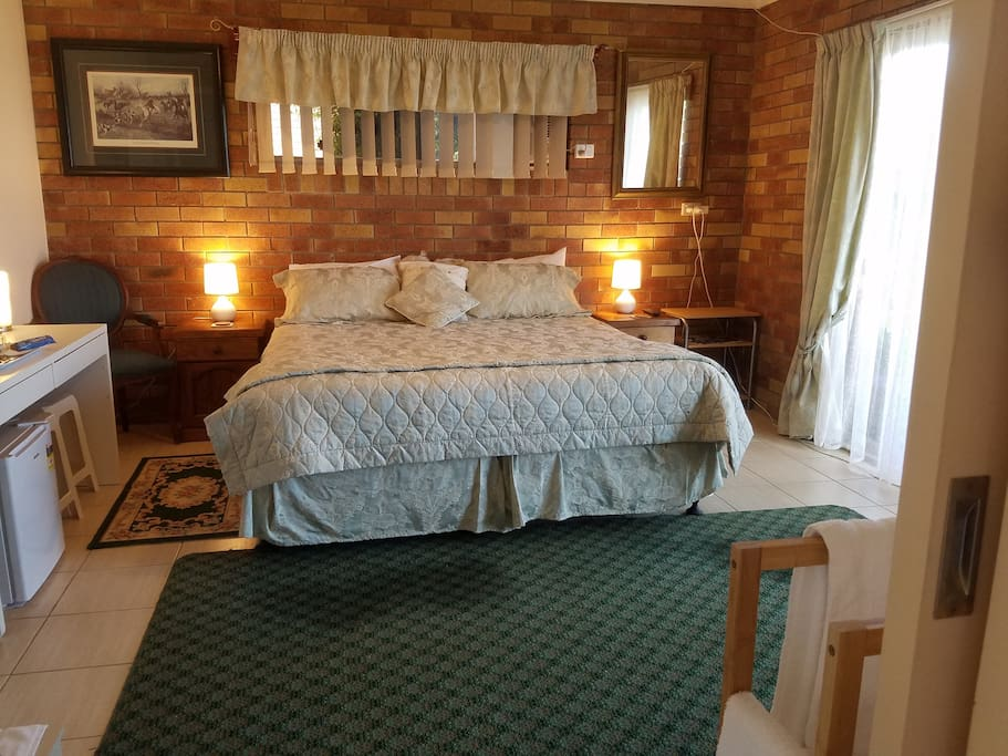 Large Private guest room