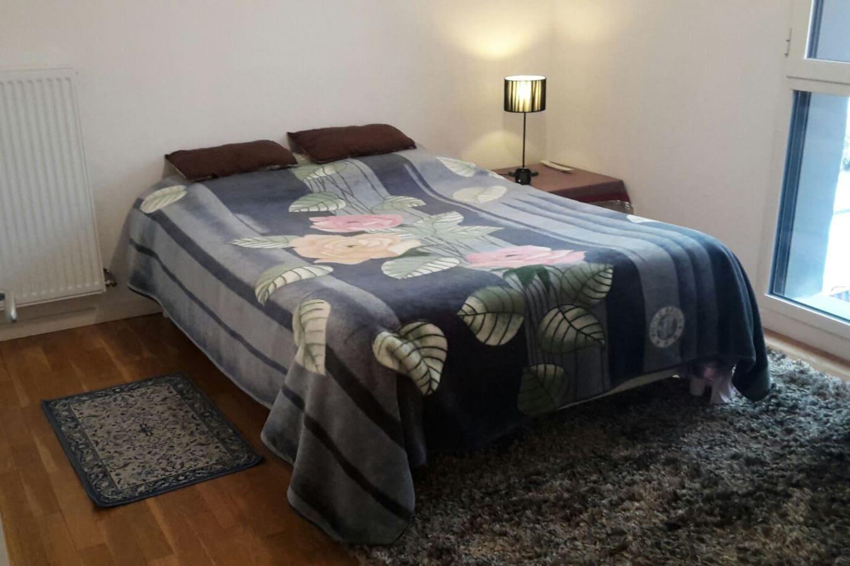 Lit grand confort 24 cm  140 par 190