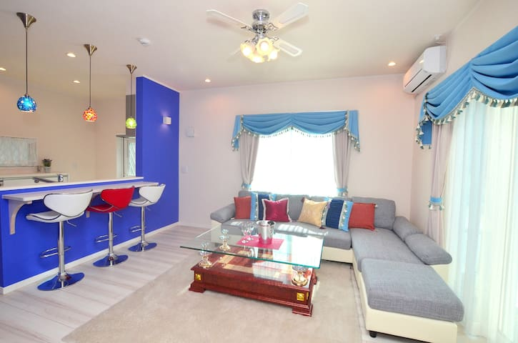 ☆Sea Side Story☆Comfortable and luxurious space!