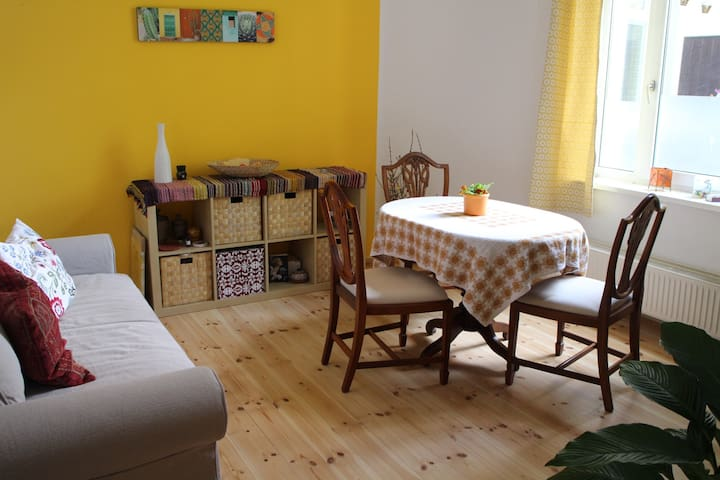 Gemütliche Wohnung in Zentrum-Süd - Leipzig - Lägenhet
