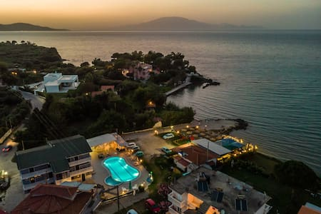 Amarylis Beach Resort Studio 1