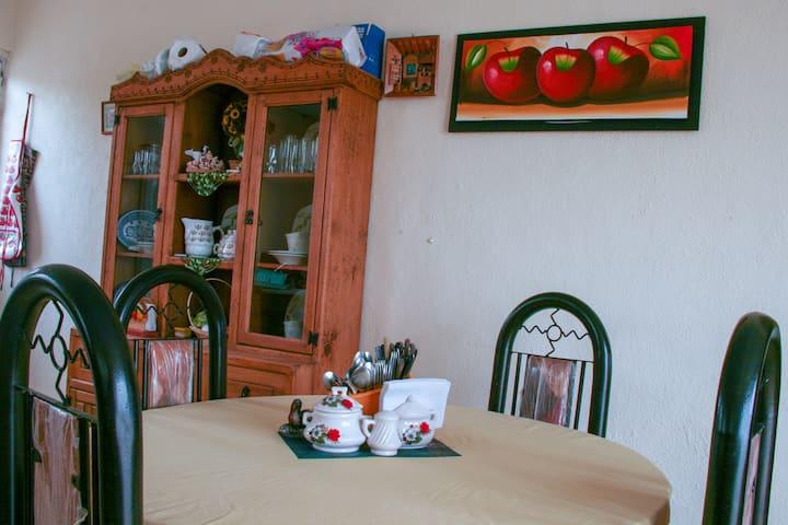 Casa de campo cerca de Silao y Guanajuato