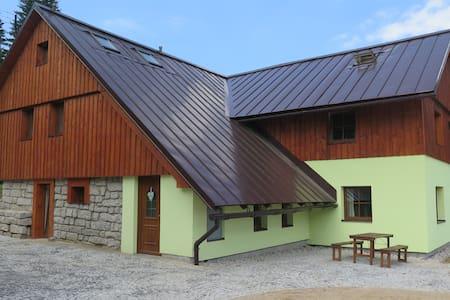 Apartmány skiareál U Vodárny Bedřichov - Janov nad Nisou