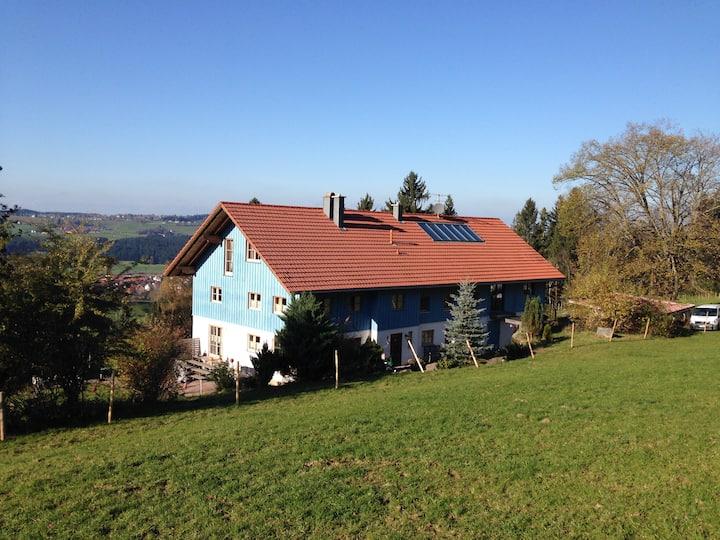 Traumhaftes Bauernhaus II im Allgäu