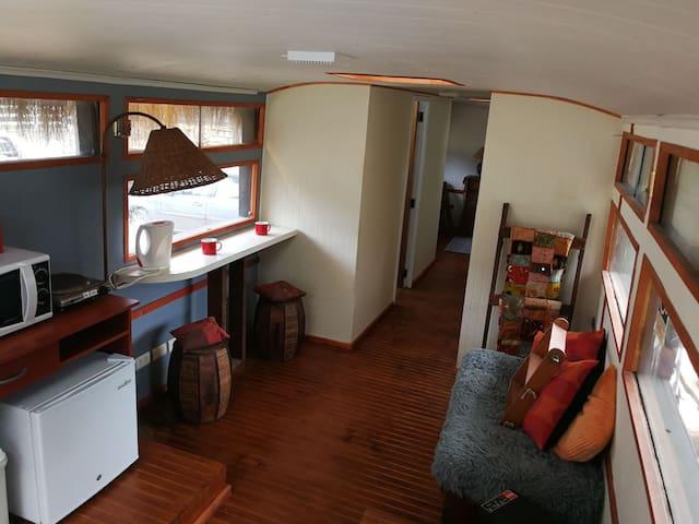 Bus/cabaña para 2 personas en Maitencillo
