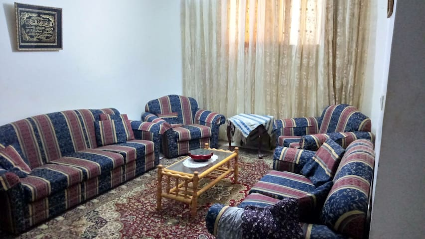 Furnished House for rent in amman Jordan