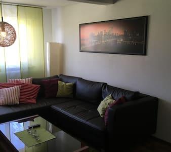 2-Zimmer Wohnung mit toller Aussicht - Kohlberg - Lejlighedskompleks