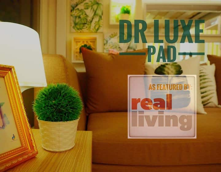 DR LUXE PAD Your Cozy Space in MANILA (UNLI WIFI)