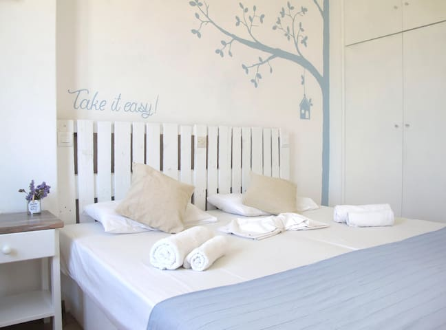 Angelina Studios Room for 2 people - Paros
