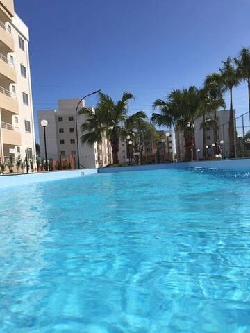 Apto em residencial Club Itajaí/SC