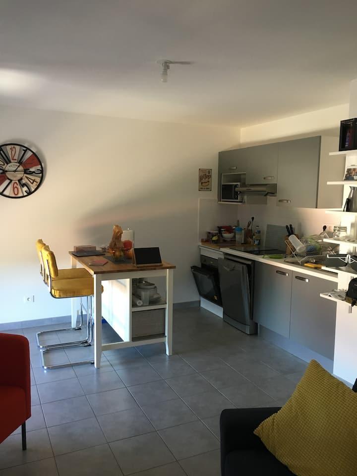 Bel appartement proche Nantes