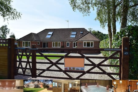 Weeke End Annexe (Sleeps upto 6) - Winchester