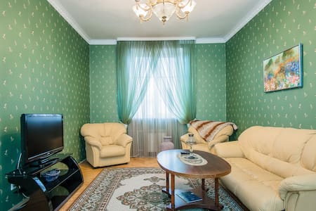 Элитная квартира! Центр.Ул.Ленина 8 - Minsk - Apartment