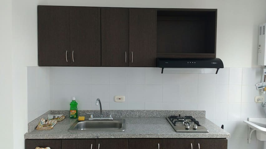 NEW APARTMENT NEXT TO THE AIRPORT AND TERMINAL - Bogota