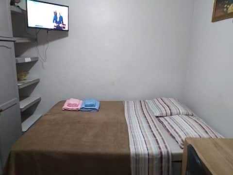 Apartamento/Kitnet Mobiliado em Belém (só adultos)