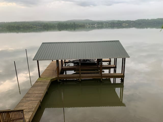 ANGLER'S COVE: Chickamauga Lake, Sale Creek, TN