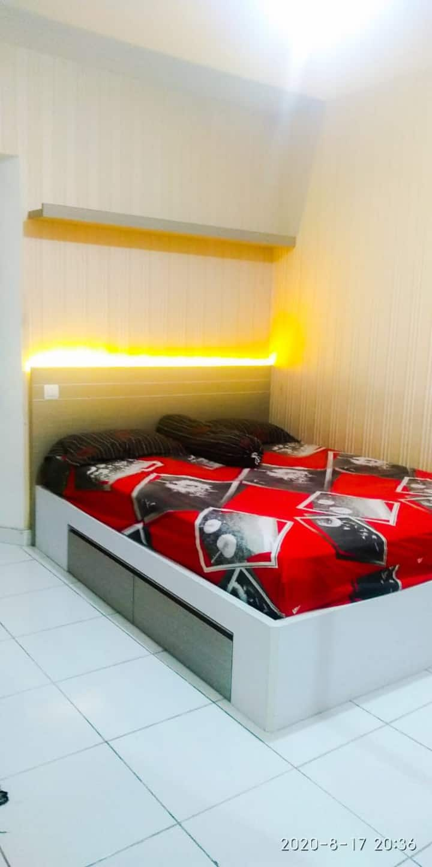 ApartemenAEROPOLIS Iwan Room's dekat Bandara SOETA