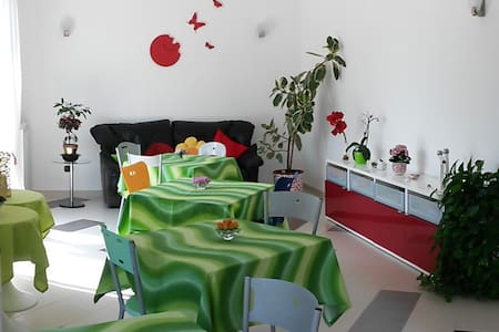 Mariposa Camera quadrupla - Telese - Bed & Breakfast