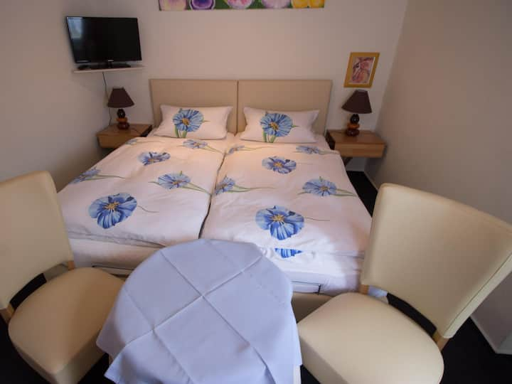 Kleines, gemütliches Doppelzimmer