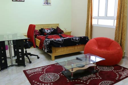 Private bedroom with bathroom ,, - Al Khoud Old - Casa