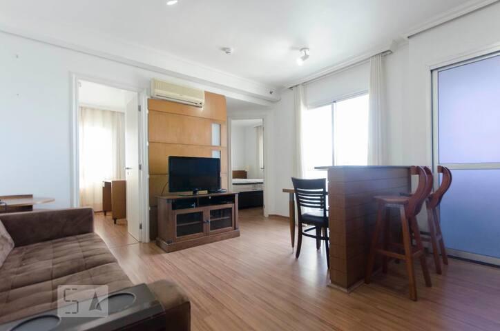 Apartamento/Flat - Rua Bela Cintra - São Paulo - Daire