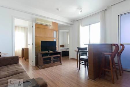 Apartamento/Flat - Rua Bela Cintra - São Paulo - Wohnung