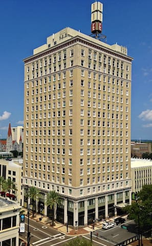 Downtown Jacksonville Pad