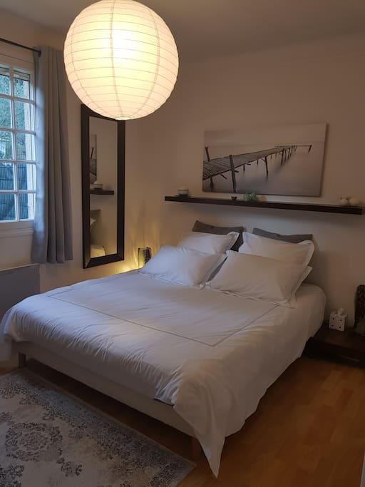 La chambre..