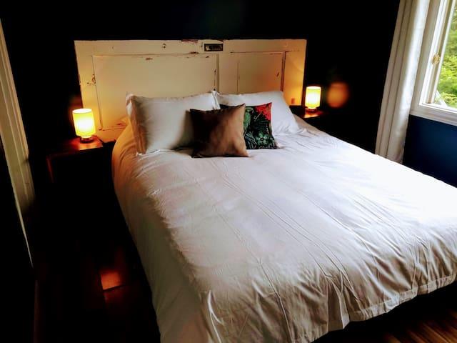Relax: Master Bedroom