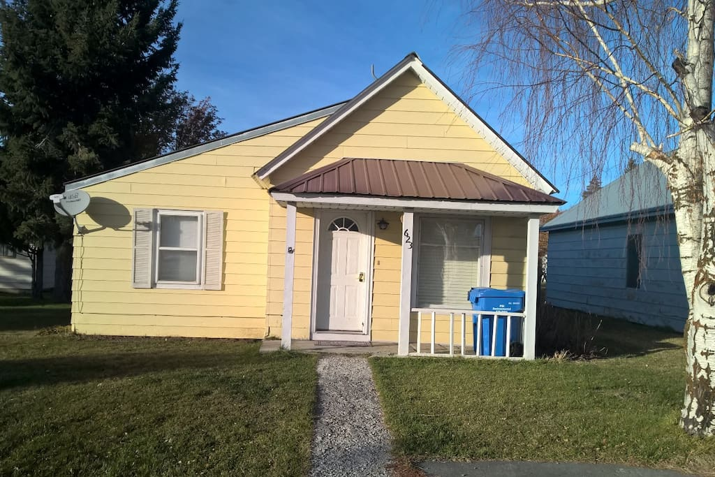 Lovely 2 bedroom 1 bath home
