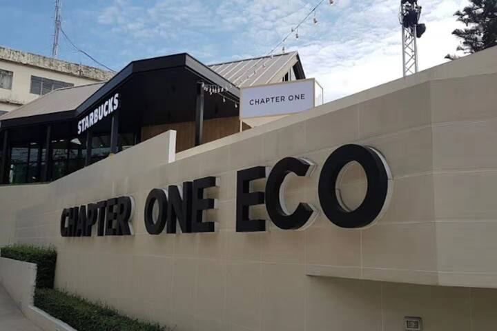 ECO Life MRT Huay-kwang 曼谷 火车头夜市 地铁口