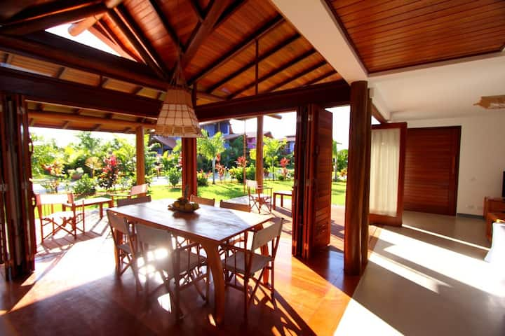 Villa Sea Breeze, deserved relax in Porto Seguro