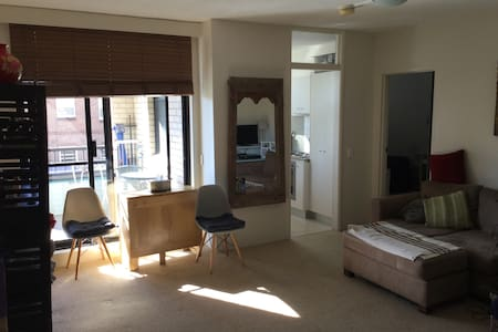 sunny 1 bedr. app., avail August!! - Bondi Junction - Apartment