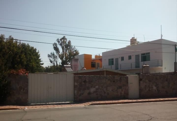 Casa a 200m. de la Zona Arqueológica de Teotihucán