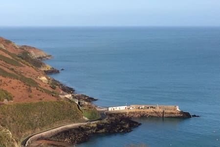 One bedroom flat in rural Trinity near Bouley Bay.