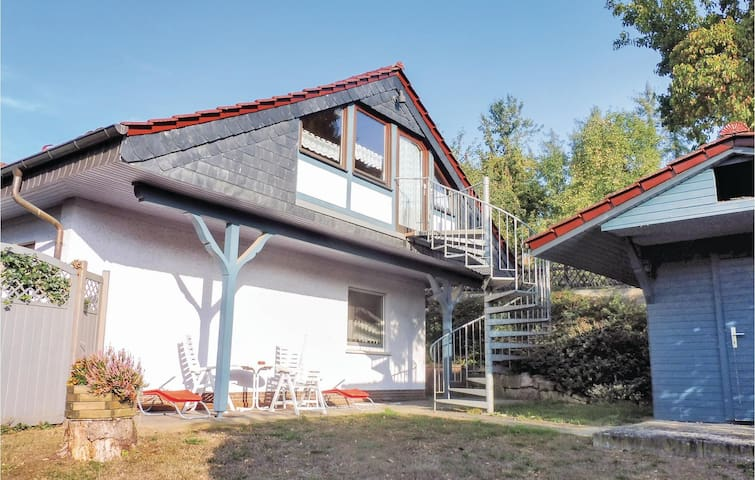 Holiday apartment with 1 bedroom on 70m² in Schlitz-Rimbach