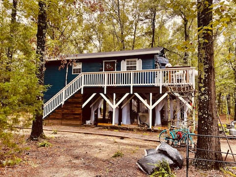 Cottage Tree house. Unique stay