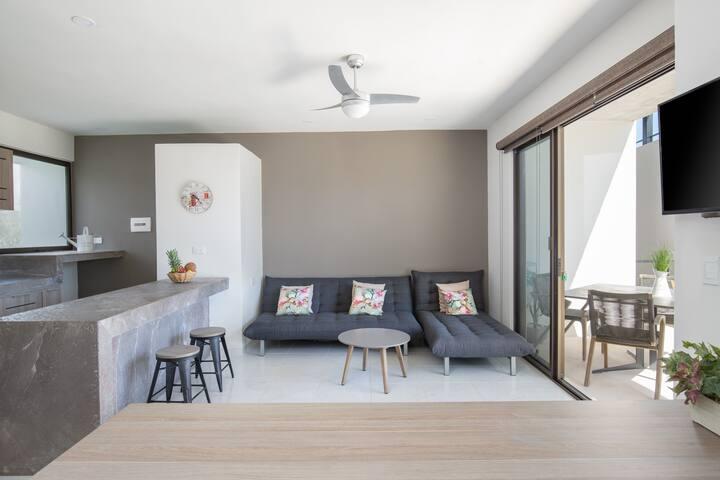 Beautiful Studio In The Jungle Of Tulum Horus103 Apartamentos Para Alugar Em Tulum Quintana Roo Mexico