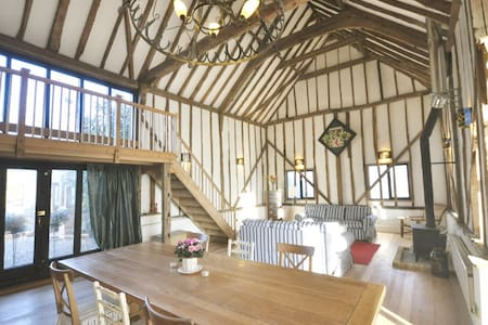 The Dairy Hall - Bredfield, Nr. Woodbridge - Hus