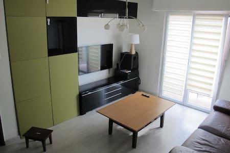 Schöne Wohnung 80m ² in Neuf-Brisach, Elsass - Neuf-Brisach
